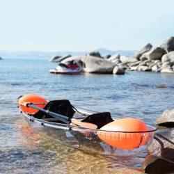 Transparent Kayak – 2 Person Clear Bottom Canoe