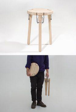 Christian Juhl – Latch stool