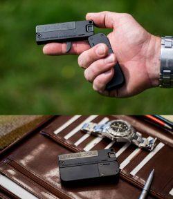 Trailblazer Firearms – Lifecard .22LR