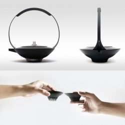 ian yen – Float – Tea Set