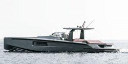 maori yacht 54 ft custom boat