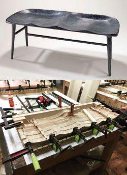 Max Pratt – Two Seat Bench