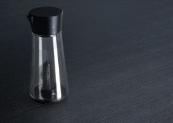 Raymond Ng – CōAL – Water carafe with activated charcoal filter