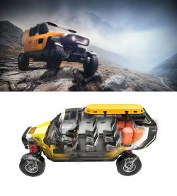 2sympleks – SURGO 4X4 Mountain Rescue Vehicle