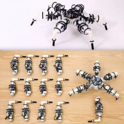 Disney Research – Snapbot: A Reconfigurable Legged Robot