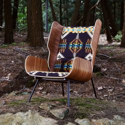 Gus* Modern – Pendleton Woolen Mills -Chair Collection