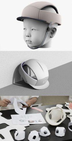 S2victor design studio, Hongseok Seo, SEJUNG OH, Jo-Young Choo – Baby head protector amor