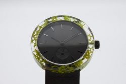 The Botanist Watch – World's only Moss & Flower Infused Watch – Kickstarter
