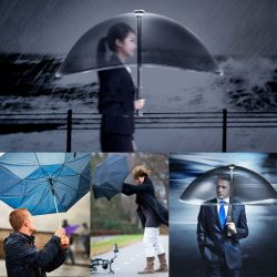 Kevin Lee – Shield Air Umbrella