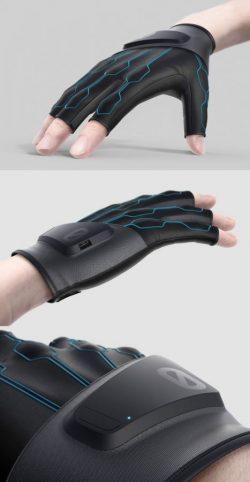 BEBOP Designers, Soohun Jung, Rich Park – Zerokey VR Glove