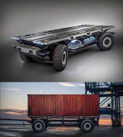 GM SURUS AUTONOMOUS TRUCK – Silent Utility Rover Universal Superstructure