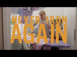 Never Iron Again – effie