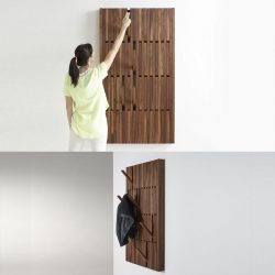 Patrick Séha – Piano Coat Rack