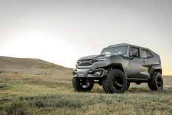 Rezvani Motors – Tank – TACTICAL URBAN VEHICLE