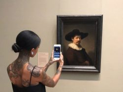 smARTify – Scan the art, uncover the story