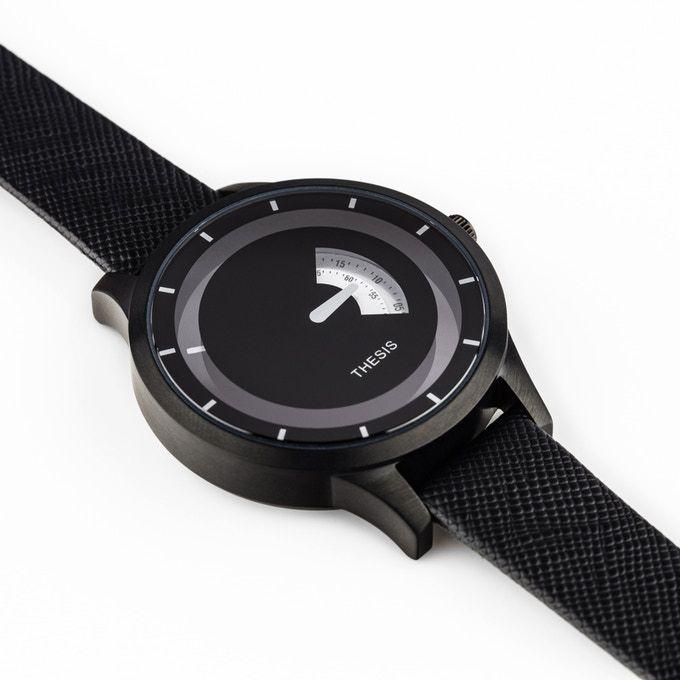 THESIS WATCHES – A Modern Minimalist Timekeeper – Kickstarter