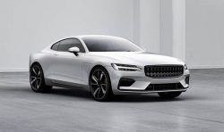 volvo – polestar – electric car