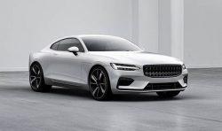 volvo – polestar – electric car
