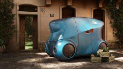 xoio GmbH – Mobuno– Urban Mobility Concept