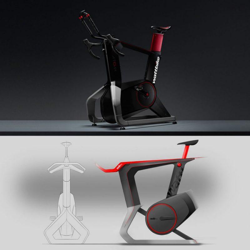 Curventa – Wattbike Atom