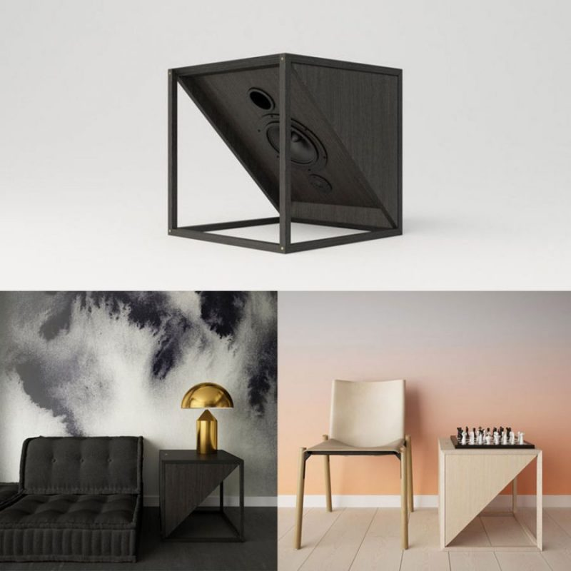 JLA End Table Speaker – M.1