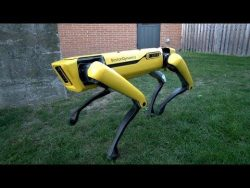 BostonDynamics – The New SpotMini