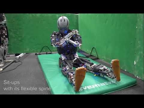"""Kengoro and Kenshiro – Flexibility is the Key to a Good """"Workout,"""" for Human-Resembling Robots"""