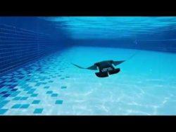 MantaDroid – A NUS-Developed Robotic Manta Ray