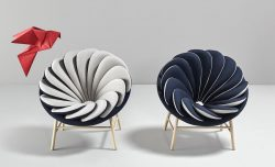 Marc Venot – Missana – Quetzal chair