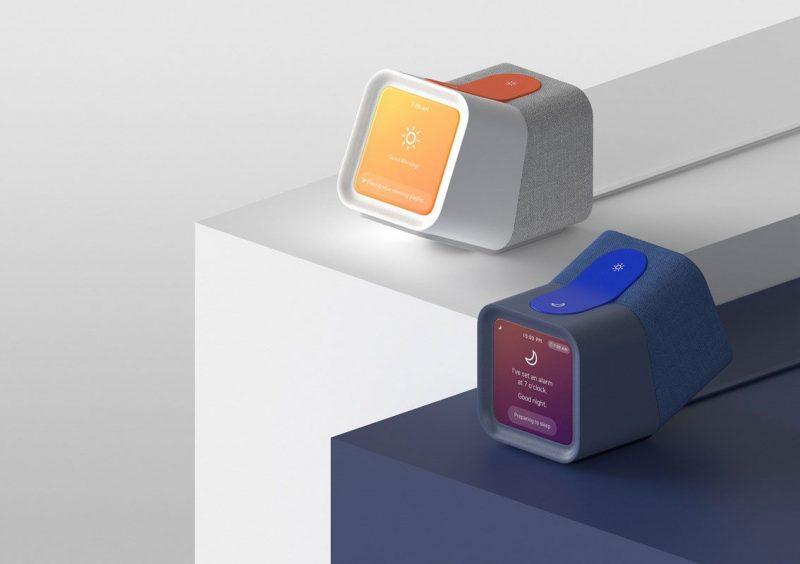Hojung Cha – Smart Alarm Clock Design