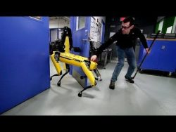 Boston Dynamics – Testing Robustness