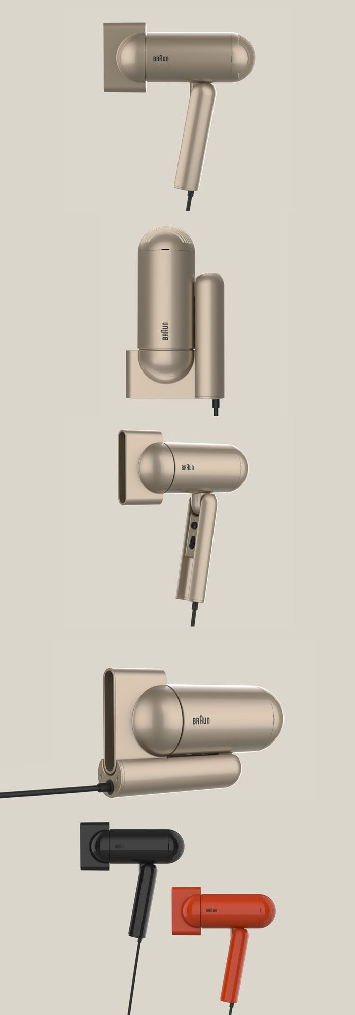 Hairdryer Apollo 11 by OFFJECT