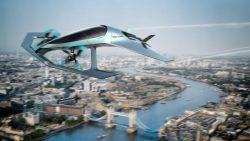 Aston Martin – Volante Vision Concept – Aircraft