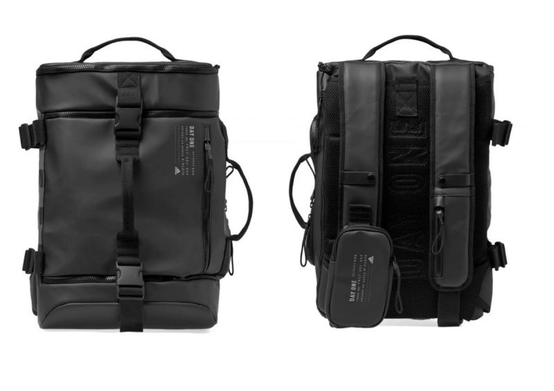 Aurélien Longo – ADIDAS DAY ONE _ CAMERA BACKPACK