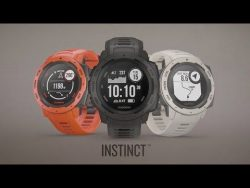 Garmin Instinct: Rugged, Reliable Outdoor GPS Watch