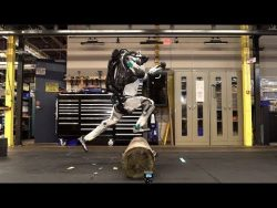 Boston Dynamics – Parkour Atlas
