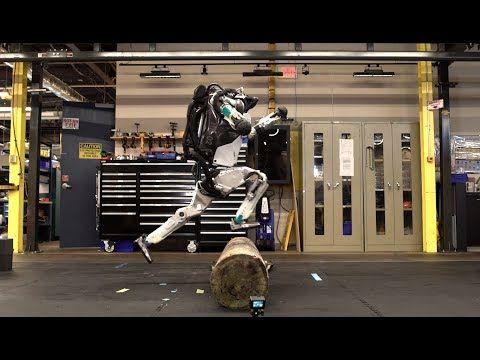 Boston Dynamics – Parkour Atlas