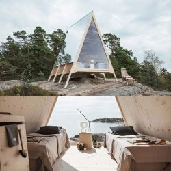 Robin Falck – Nolla Cabin – Islands for Rent in Helsinki