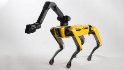 Boston Dynamics – SpotMini