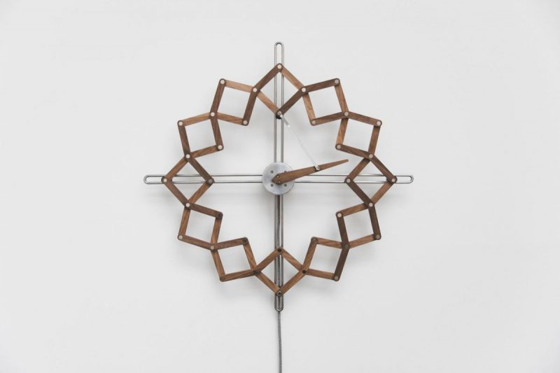 MATTHEW GILBERT – Solstice, the Kinetic Clock