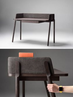 Pavel Vetrov, Zegen Furniture – Ash – Desk