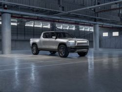 Rivian – R1T Truck – The world's first Electric Adventure Vehicles
