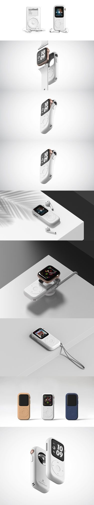 hot sales 58d6f e7e4e Joyce Kang, C.O Design Lab. - Pod Case for Apple Watch Series 4 ...
