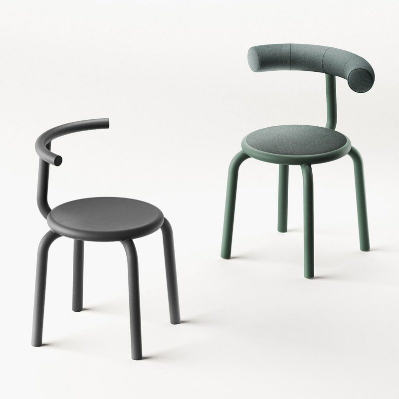 +Halle, Form Us With Love – Torno Chair