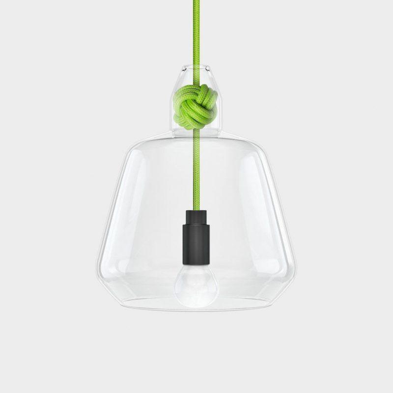 Vitamin – Large Knot Pendant Lamp