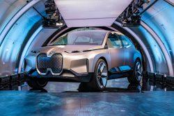 BMW vision iNEXT concept car
