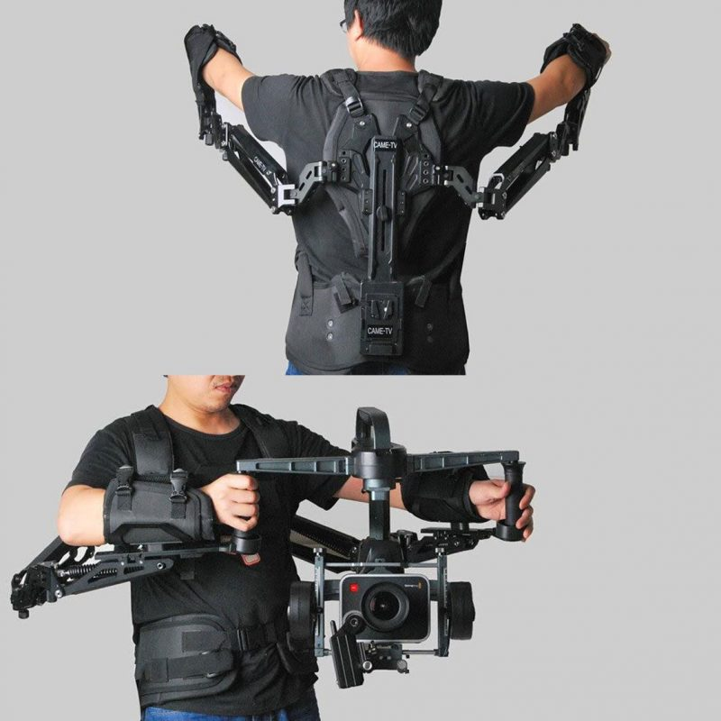 CAME-TV – CAME-KONG Support for Various Gimbals – Exoskeleton