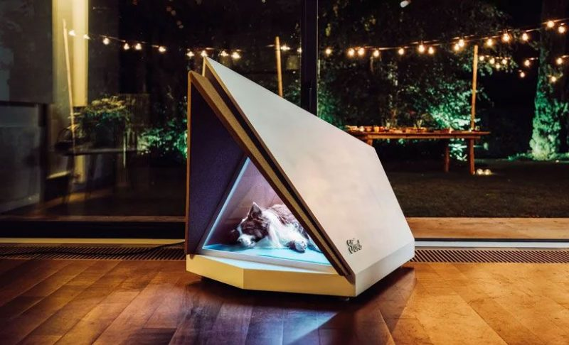 FORD – Noise-Cancelling Kennel – A safe place for man's best friend