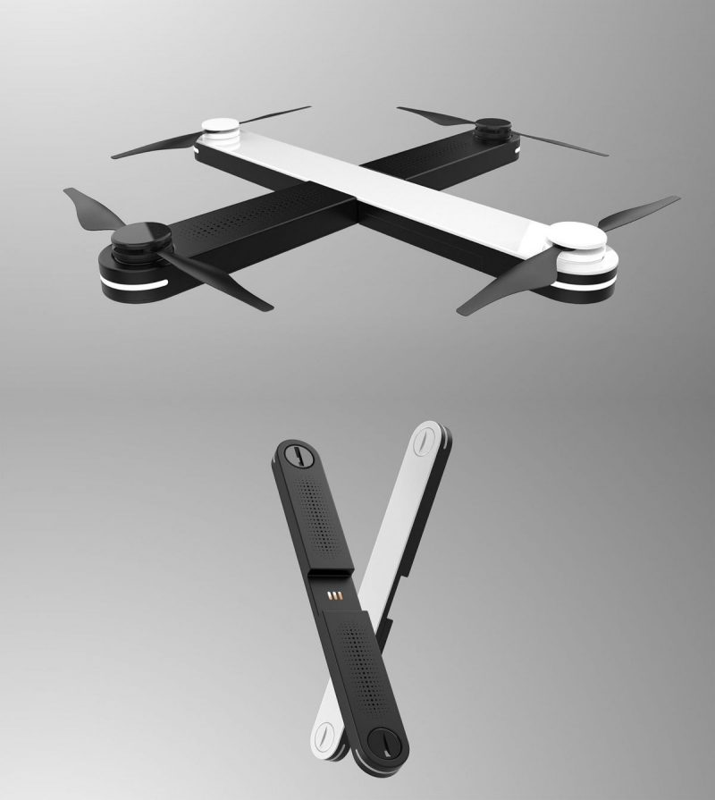 Kendall Toerner – Xenon Drone
