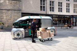 Renault – EZ-PRO – Urban delivery goes robo